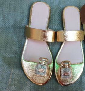 2017 New Arrival Beach Women Greek Sandals pictures & photos