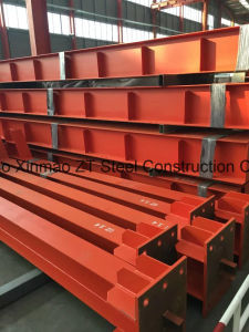 Steel Construction with Efficient Cost and Fast Installation with Modern Design pictures & photos