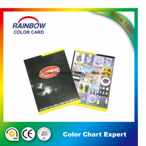 Free Design Gloss Finish Powder Paint Brochure pictures & photos