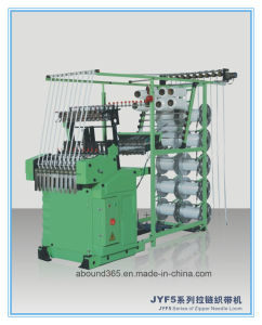 High Speed Zipper Needle Loom for Zippper Tapes pictures & photos