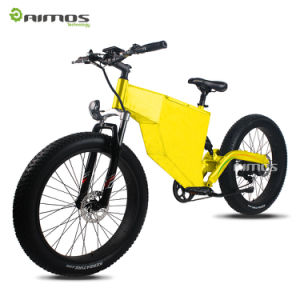 Stealth Bomber 26inch 1000W Fat Tire Electric Bike pictures & photos
