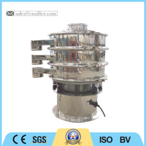 Stainless Steel Vibratory Screener for Seasoning and Flavouring pictures & photos