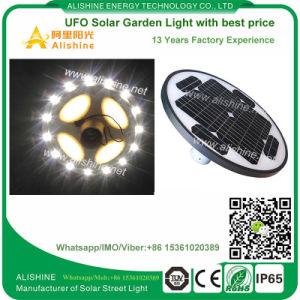 Alishine Outdoor 9W 12W 18W LED Solar Street Garden Light pictures & photos