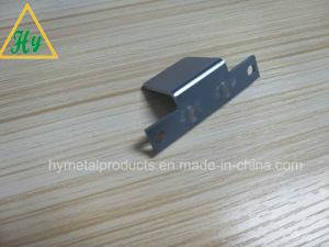 High Quality OEM Customized Sheet Metal/Punching/Bending Part with Black by China pictures & photos