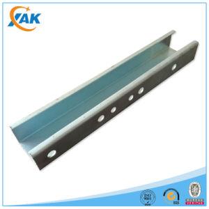 HDG Zinc Plated Steel Unistrut Channel pictures & photos