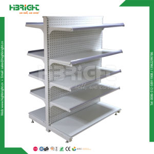 Retail Store Display Rack Grocey Gondola Shelving Supermarket Shelf pictures & photos
