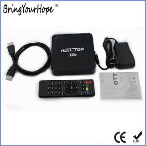 Tp5 Amlogic S905 Quad-Core 3GB+32GB 4k Android TV Box (XH-AT-009) pictures & photos