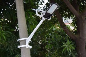 SL1-34 12W Waterproof IP65 for Outdoor All in One Street LED Solar Light with Working18hours SL1-34 pictures & photos