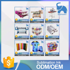 Korea Quality Sublinova Dye Sublimation Ink for Garments pictures & photos
