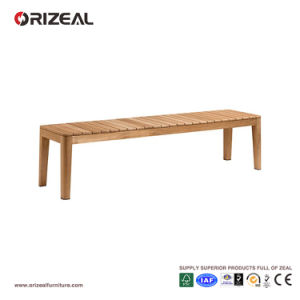 Outdoor Teak Wooden Bench Oz-Or072 pictures & photos