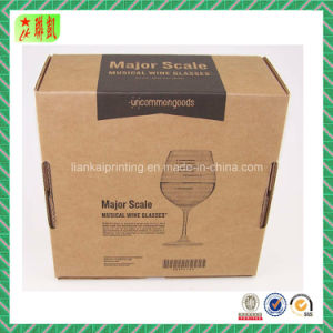 Customized Corrugated Paper Box for Cup Packing pictures & photos