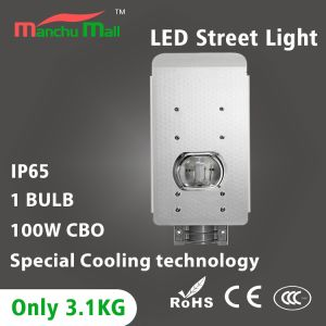 Ultra-Light Outdoor 100W LED Street Light pictures & photos
