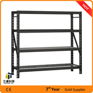 Steel Metal Shelf for Factory Medium Duty Warehouse Rack, Steel Shelving, Garage Shelving, Metal Racks pictures & photos