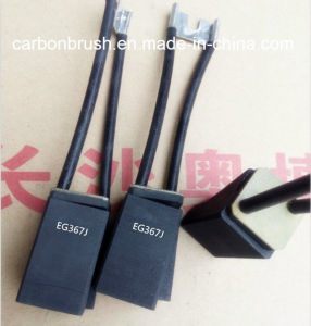 Searching EG367J Electrographite Carbon Brush for Motors pictures & photos