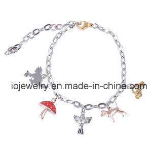 Fashion Jewelry Charms Link Chain Bracelet pictures & photos