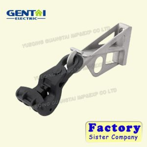 UV Resistant Glass Fiber Reinforced Polymer Anchor and Suspension Clamps pictures & photos