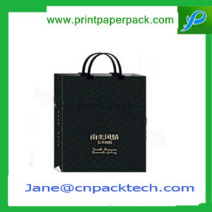 Custom Fashion Bags Carrier Shopping Gift Bag pictures & photos