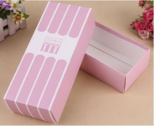 Color/Coloring Printing/Printed Cardboard Drawer Packing Folding Gift Paper Packaging Box pictures & photos