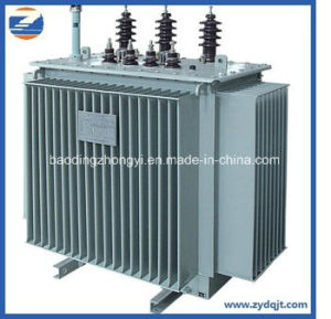 Copper Winding Type 11kv 33kv 3 Phase Oil Filled Type Isolation Transformer pictures & photos