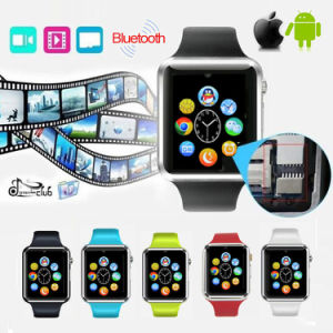 Newest Bluetooth Smart Watch Cell Mobile Phone A1 pictures & photos
