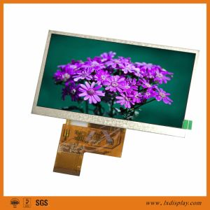"Hot Selling 5"" 480*272 LX500A4003 LCD Module with Luminance 300nits Wide Viewing Angle pictures & photos"