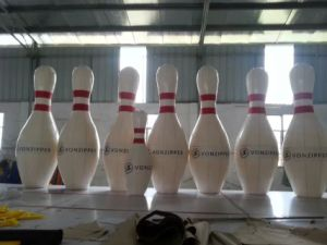 Outdoor Big Inflatable Bowling Pin Sports Games for Sale pictures & photos