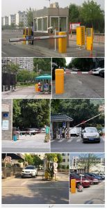 Automatic Barrier/Traffic Barrier for Parking pictures & photos