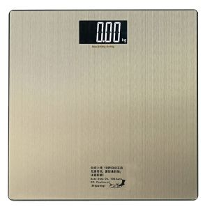Digital Stainless Steel Personal Scale pictures & photos