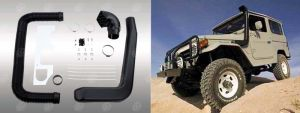 4X4 off-Road Snorkel for Toyota 40, 42, 45 & 47 Series Landcruiser pictures & photos
