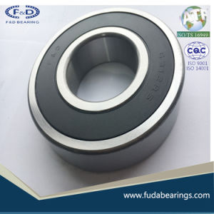 F&D Deep groove ball bearing 6312-C3 2RS for auto parts pictures & photos