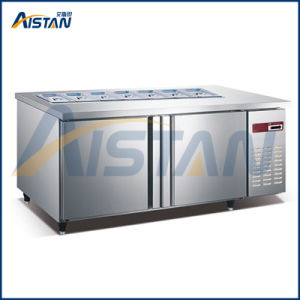 Ts1800 Salad Fridge Table of Under Counter Refrigerator pictures & photos
