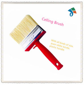 Plastic Handle Natural Bristle Ceiling Brush pictures & photos