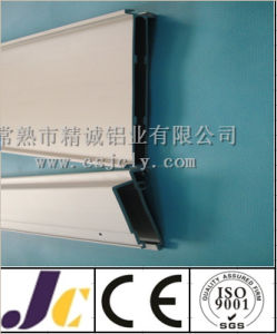 Aluminium Alloy, Sandblasting Anodized Aluminium Extrusion Profile (JC-P-84009) pictures & photos