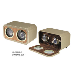 Watch Display Case Gift Showbox Packaging Box Automatic Watch Winder pictures & photos