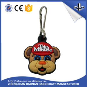 3D Customized Rubber Soft PVC Keychain pictures & photos