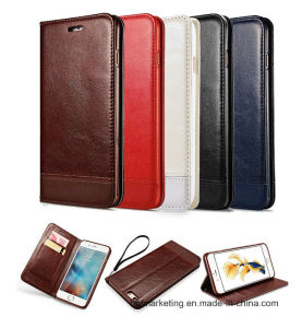 PU Leather Mobile Cell Phone Case for Samsung S7/S7 Edge etc pictures & photos
