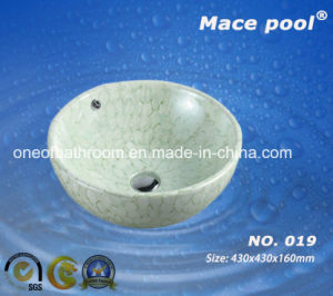 Beautiful Type Ceramic Wash Basin Bowl Sanitary Wares (019) pictures & photos