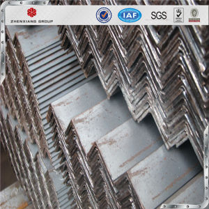 Hot Dipped Galvanized S235jr St37 Q235 Mild Steel Angle Iron Bar pictures & photos