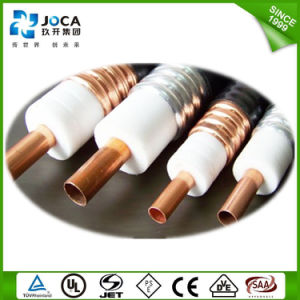 "1/2"" 7/8"" Copper RF Leaky Feeder Coaxial Cable Jumper Wire pictures & photos"