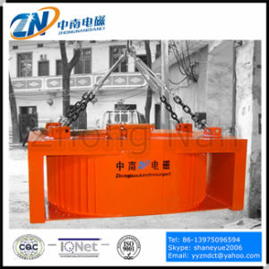 Manual-Discharging Electromagnetic Separation Machine for Conveyor Belt Mc23-130140L pictures & photos