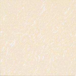 Foshan Supplier Vitrified Soluble Salt Polished Porcelain Floor Tile for Living Room pictures & photos