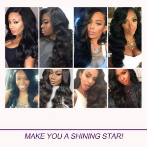 Guangzhou Cheap Price 100% Peruvian Virgin Remy Human Hair pictures & photos