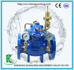 Pressure Reducing Valve (GL200X) Pilot Regulated pictures & photos