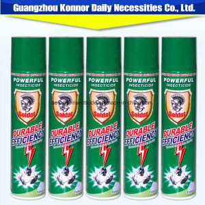 Household Aerosol Insect Killer Spray Pyrethrin Insecticide Spray pictures & photos