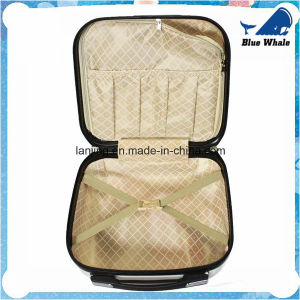 Flower Bloom 4-Piece Lightweight Hardside Spinner Luggage Set pictures & photos