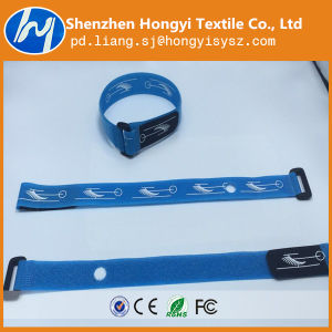 OEM 100%Nylon Hook and Loop Cable Tie pictures & photos