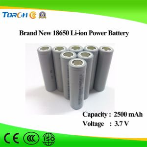 Rechargeable Li Ion Battery 18650 3.7V 2500mAh Icr18650 Battery Manufacturers pictures & photos