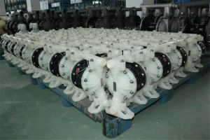 Rd40 Metal Diaphragm Pump pictures & photos