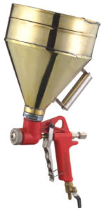 Air Hopper Spray Gun T01 Air Spray Gun Paint Gun pictures & photos
