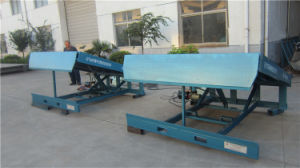 Stationary Hydraulic Loading Platform (DCQ8-0.6) pictures & photos